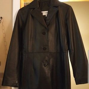 Leather Jacket *EVERYTHING MUST GO by SEP 30*